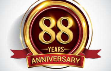 年 何 88 生まれ 歳
