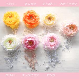 【春色コサージュ】