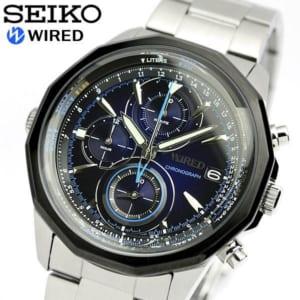 SEIKO セイコー 腕時計 ワイアード クロノグラフ