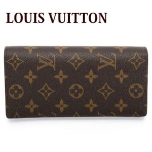 ルイ・ヴィトン LOUIS VUITTON 財布 長財布
