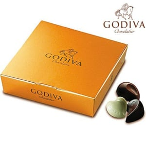 GODIVA ゴディバ バレンタイン チョコ コフレゴールド