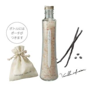 GRASSE TOKYO フレグランスソルト 浴用剤 360g