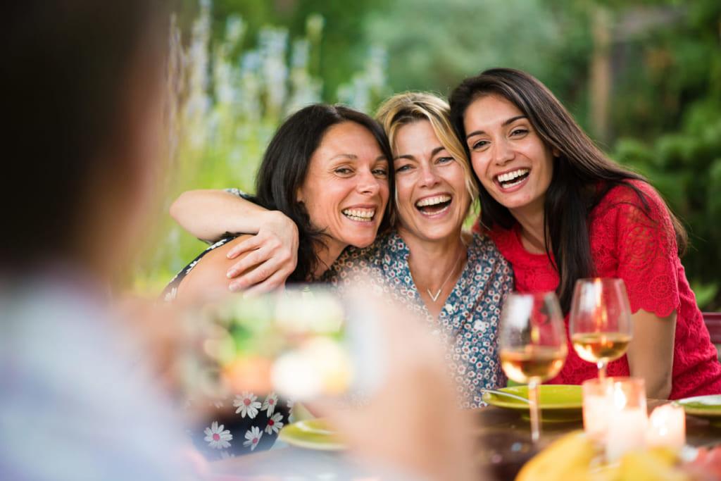 50代女性の特徴