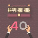 【男性への誕生日プレゼント】40代には遊び心満載なサプライズプレゼントがおすすめ<話題の17選>