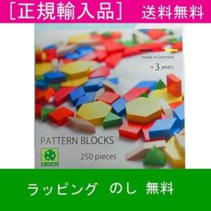 【ラッピング無料】パターンブック付き♪ ☆パターンブロック