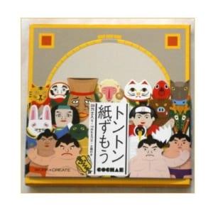 【昔の懐かしい紙相撲セット】紙相撲 トントン紙相撲