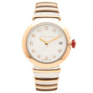 【ブルガリ】サファイアガラス/文句なしの腕時計