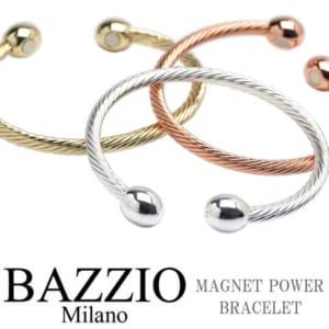 バッジオ ミラノ BAZZIO Milano ユニセックス マグネットブレスレット