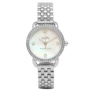 コーチ 時計 COACH 14502477 DELANCEY デランシー レディース腕時計ウォッチ シルバー by ブランドショップAXES(日本流通自主管理協会会員)