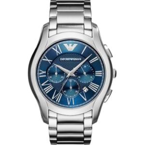 EMPORIO ARMANI エンポリオアルマーニ 腕時計 バレンテ ブルー ネイビー