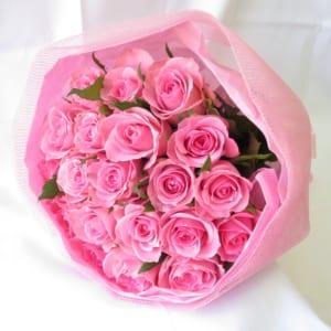 花 バラ 花束 ミニブー