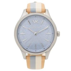マイケルコース 時計 MICHAEL KORS MK2807 LEXINGTON レキシントン 36MM レディース腕時計ウォッチ ブルー/ブラウン/ホワイト by ブランドショップAXES(日本流通自主管理協会会員)