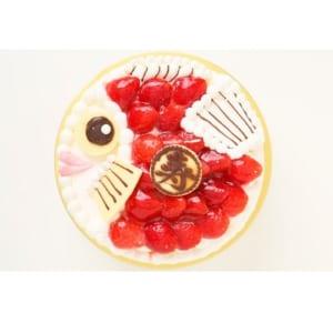 【タカヤナイ】おめで鯛ケーキ