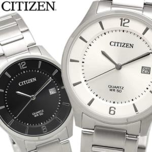 CITIZEN シチズン 腕時計 ウォッチ クオーツ メンズ 男性 防水 日常生活防水 BD0041 by CAMERON