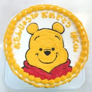 お好みのキャラクター・イラストのデコレーションケーキ