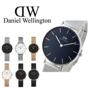 【正規品】ダニエルウェリントン Daniel Wellington クラシックペティート Classic Petite メルローズ クオーツ 32mm 腕時計 保証書付き by ブランドギフトショップ ルーチェ