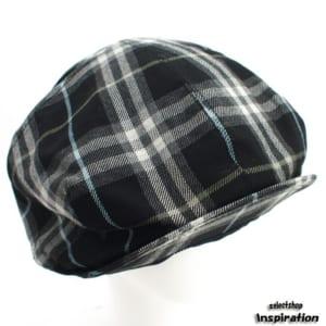 バーバリーブルーレーベル 帽子 ハンチング