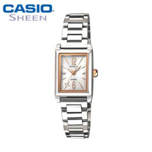 【カシオ・腕時計】レディース CASIO 腕時計 シーン SHEEN ソーラー ソーラー腕時計 SHE-4503SBD-7AJF レデイース 国内正規品 女性用 うでどけい ladies by CAMERON