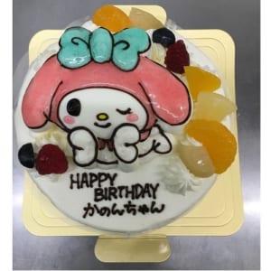 【カトルセゾン】オーダーメイド立体生クリームデコレーションケーキ