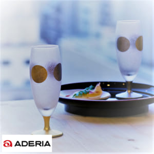 【ペア】ワイン好きのための和柄のワイングラス