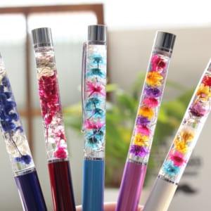 【選べる20色!】ハーバリウムボールペン