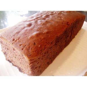 【ココア風味のラムケーキ・24×8cm】