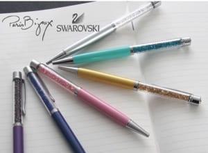 【名入れ】スワロフスキーボールペン