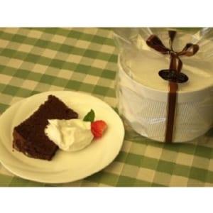 【17cm】ジョエルの看板チョコレートシフォンケーキ