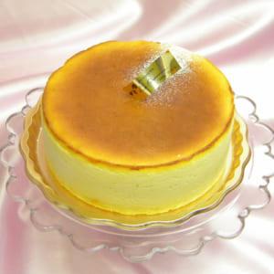【5号】とろ〜り半熟チーズケーキ