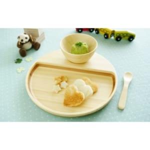【名入れ】竹食器のベビーミールセット