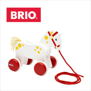 BRIO(ブリオ)130周年記念!ブリオホース