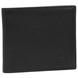 【イルビゾンテ】レザーの二つ折れ財布