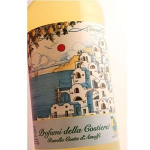 【リキュール】無添加/アマルフィ産のレモンを使用したリモンチェッロ