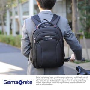 【Samsonite サムソナイト スリムリュック 】