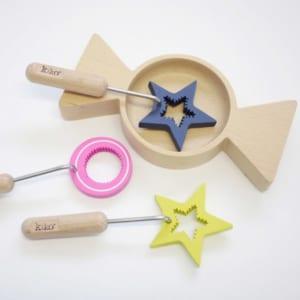 kiko+ amechan あめちゃん シャボン玉セット 木のおもちゃ