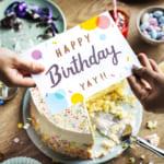【誕生日ケーキ】大切な人に贈りたい感動メッセージとは?プレート&カード例文つき!2020年徹底解明版