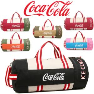 コカコーラ Coca Cola ボストンバッグ