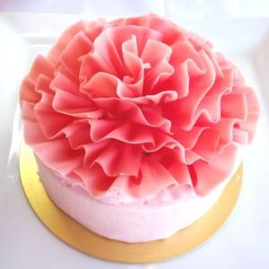 フラワーショートケーキ