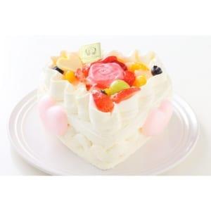 無添加ヨーグルトクリームのケーキ