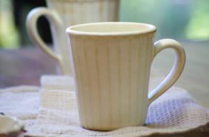 益子焼 マグカップ
