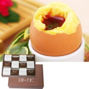 淡路島の北坂たまご「卵まるごとプリン」