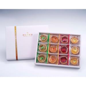 【銀座千疋屋】ほんのりチーズが香る果肉×フルーツゼリー