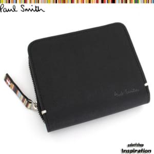 ポールスミス 二つ折り財布