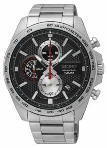 SEIKO セイコー クロノグラフ SSB255P メンズ 腕時計