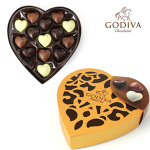 GODIVA ゴディバ バレンタイン チョコ クールアイコニック 14粒 チョコレート