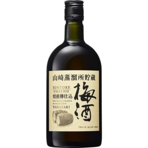 サントリー 山崎蒸溜所貯蔵焙煎樽仕込梅酒 660ml
