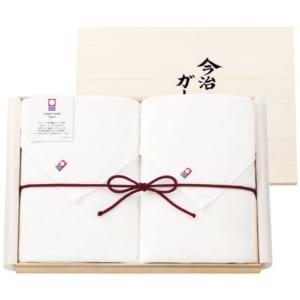 【今治タオル】ガーゼ大判バスタオル2枚セット