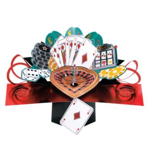 セカンドネイチャー SECOND NATURE ポップアップカード カジノ