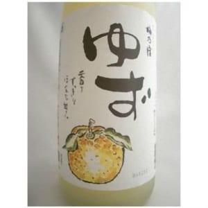 【 果実酒なら「梅乃宿 ゆず酒」 】