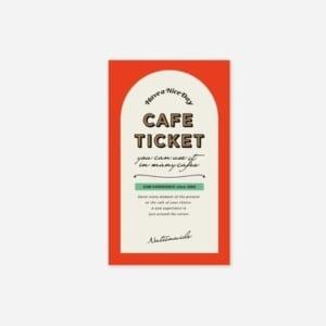【SOW EXPERIENCE】 カフェシリーズ 全国版 ―選べる体験ギフト―